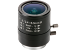 Axis LENS CS 2.4-6MM MANUAL IRIS
