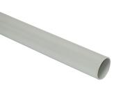 ДКС Труба ПВХ жёсткая атмосферостойкая д.20мм, лёгкая, 3м, цветсерый