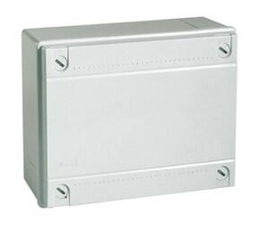 ДКС Коробка ответвит. с гладкими стенками, IP56, 120х80х50мм