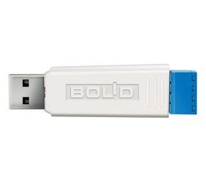 Болид USB-RS485 преобразователь интерфейсов